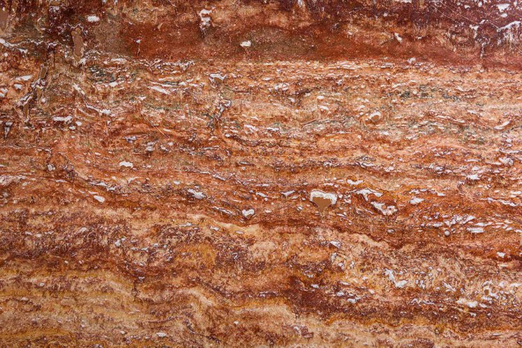 TRAVERTINO RED MARBLE